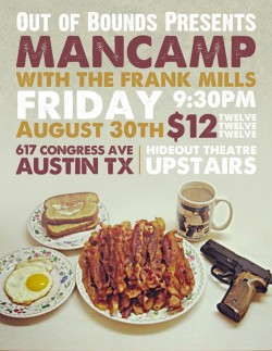 ManCamp @ Out of Bounds Comedy Festival